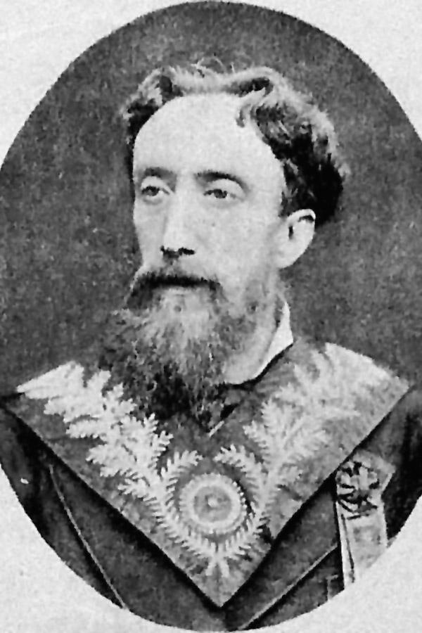 Вырубов Григорий Николаевич (1843-1913). Фонд № 12