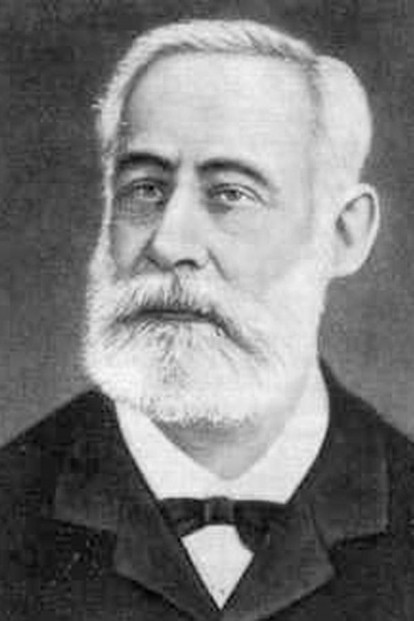 Давидов, Август Юльевич (1823-1885).