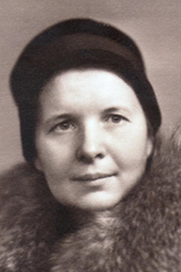 Князевская, Ольга Александровна (1920-2011).