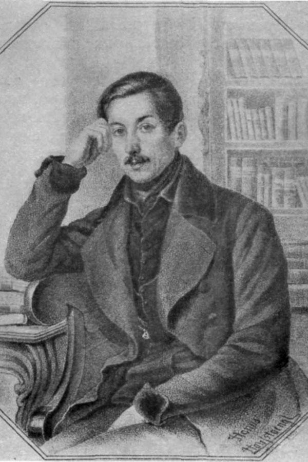 Коллекция С.Д. Полторацкого.