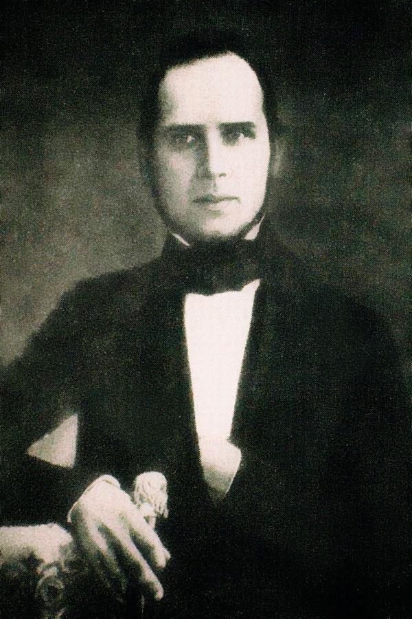 Кудрявцев, Петр Николаевич (1814-1858).