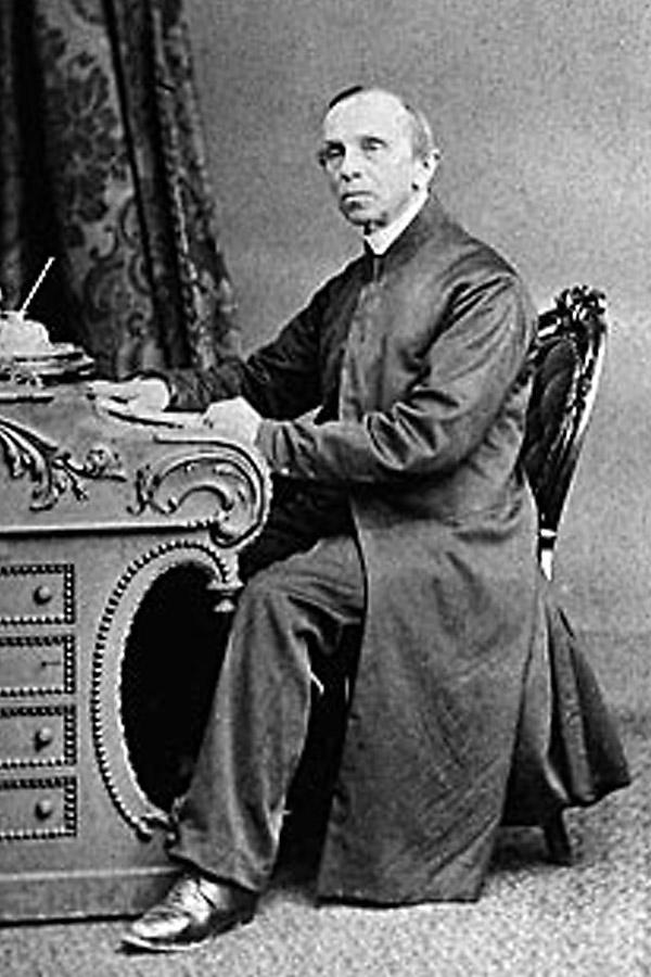 Печерин, Владимир Сергеевич (1807-1885).