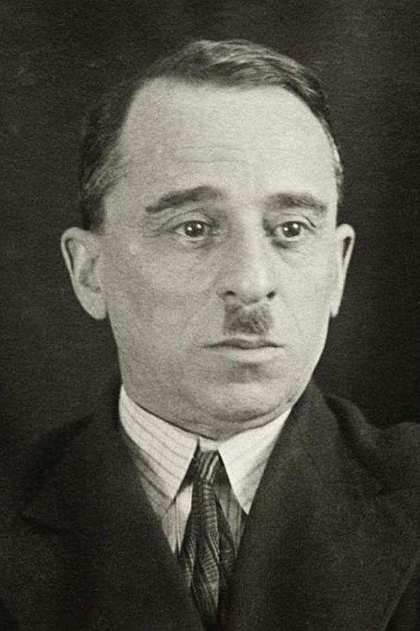 Фабрикант, Михаил Исаакович (1887-1965).