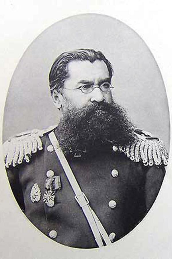 Лёвшин Лев Львович (1842-1911). Фонд № 58