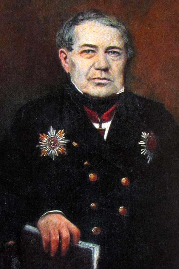 Давыдов Иван Иванович (1794-1863). Фонд № 74