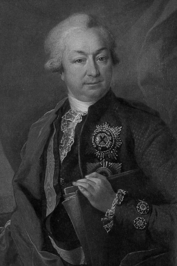 Шувалов, Иван Иванович (1727-1797).